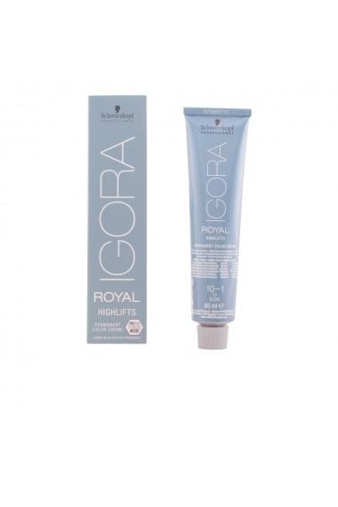 Igora Royal vopsea de par permanenta 10-1 60 ml ENG-85314