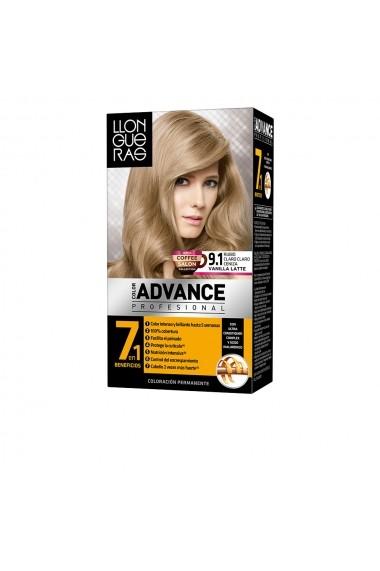 Color Advance vopsea de par #9,1-rubio claro claro ENG-85452