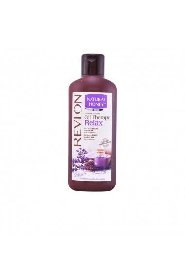 Ulei de masaj Oil Therapy Relax cu lavanda 650 ml ENG-86292