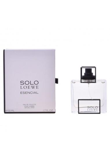 Solo Esencial apa de toaleta 50 ml ENG-86990