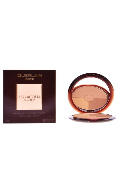 Terracotta Sun Trio pudra #bronz deep 10 g ENG-87246