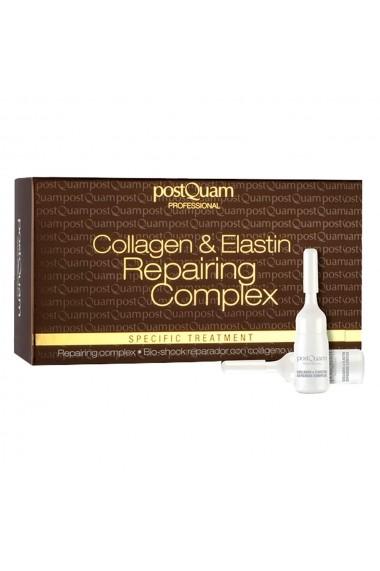Complex regenerant cu colagen si elastina 12x3 ml ENG-89151