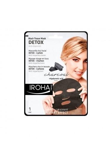 Masca detoxifianta cu carbune pentru fata 1 folosi ENG-89518
