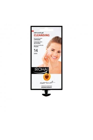 Soft Scrub gel purificator cu piersica 14 folosiri ENG-89530