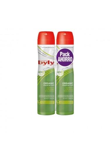 Set Organic Extra Fresh cu deodorant spray 2 produ ENG-89781
