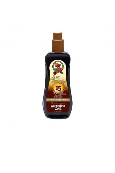 Spray gel bronzant de plaja SPF15 237 ml ENG-90246