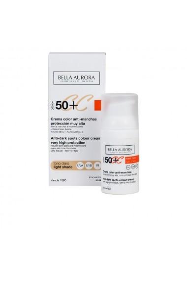 Crema CC anti-pete pigmentare nuanta neutra FPS 50 ENG-90280