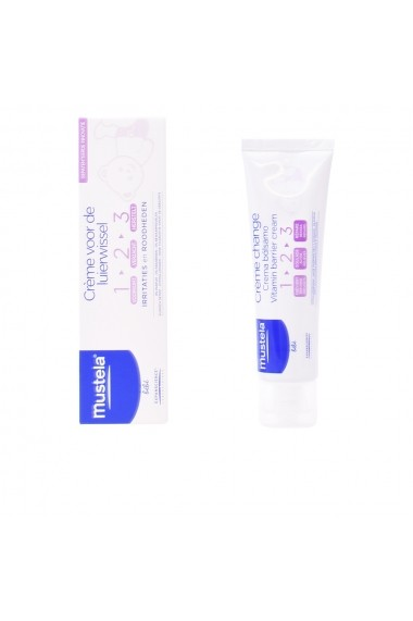 Crema pentru schimbatul scutecului 1-2-3 50 ml ENG-91359