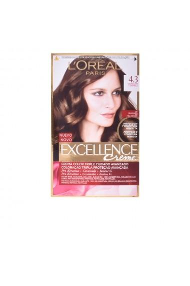 Excellence vopsea de par #4,3 chocolate caramelor ENG-92488