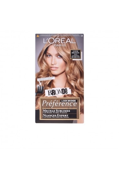 Preference Mechas Sublimes vopsea suvite #002-dark ENG-92493