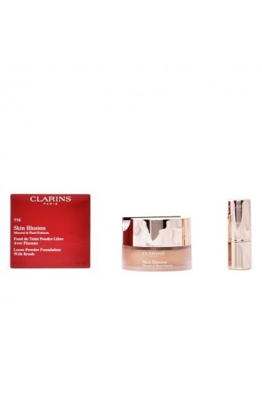 Skin Illusion fond de ten cu minerale & extracte d ENG-92961