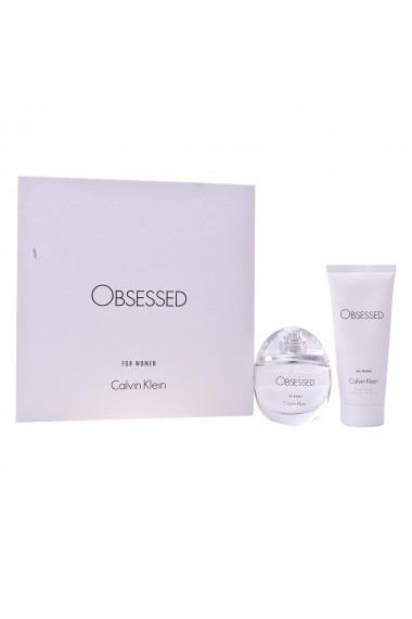 Set OBSESSED WOMAN 2 produse ENG-93342