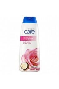 Lotiune De Corp Avon Care Cu Apa De Trandafiri Si Unt De Shea
