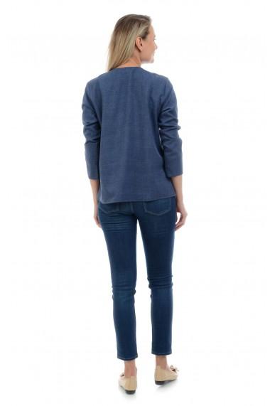 Bluza Eranthe PQ71 Denim