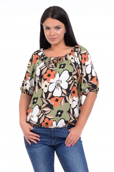 Bluza ie ampla Eranthe V140