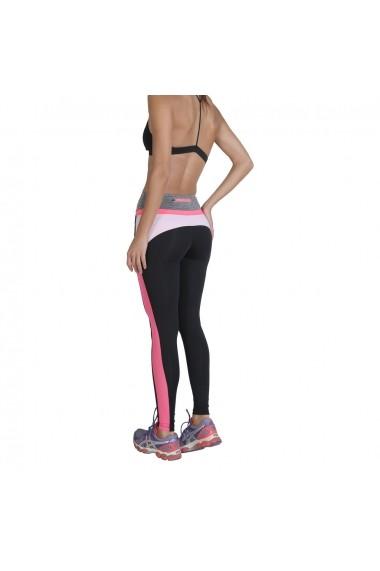 Pantaloni sport Elle Sport ES3438 BLACK negru