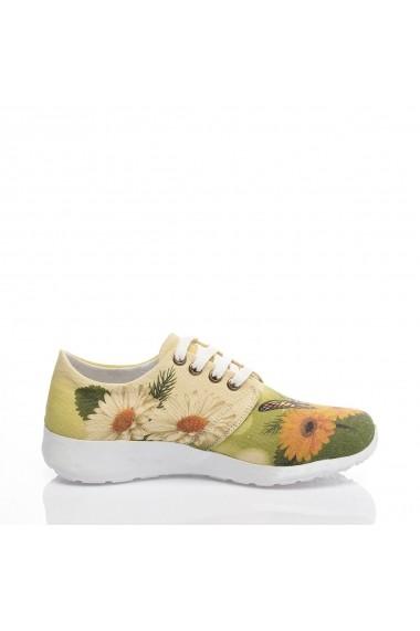 Pantofi sport COTTO FHP-Ct02-960 Multicolor - els