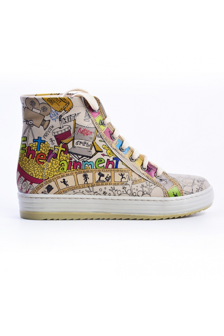 Goby Sneaker cipő FHP-CW2025 - FashionUP! a6ee5d9cca