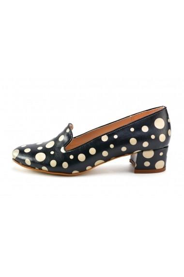 Pantofi cu toc Goby DB124 Multicolor