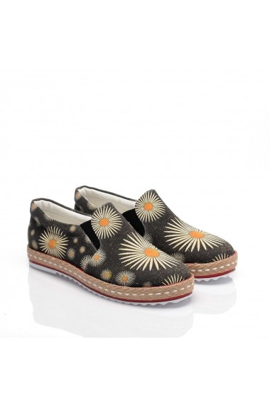 Espadrile STREETFLY FHP-HSV08 Multicolor - els