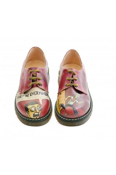 Pantofi GOBY FHP-MAX111 Multicolor