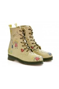 Pantofi GOBY FHP-MRT108 Multicolor