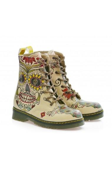 Pantofi GOBY FHP-MRT111 Multicolor