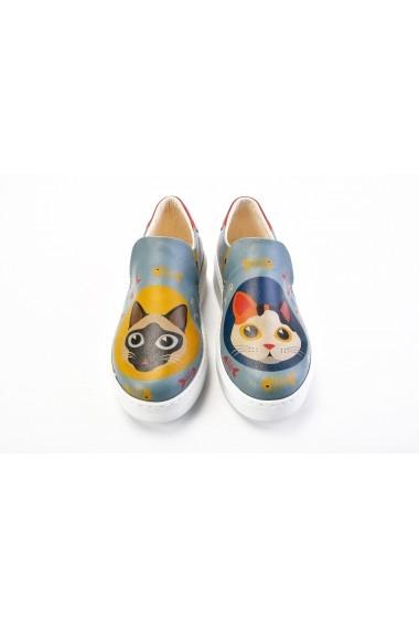 Sneakersi Goby MYN201 multicolor