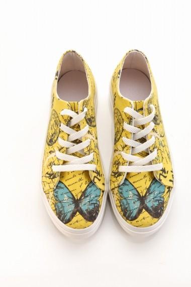 Pantofi sport GOBY FHP-SPR5402 Multicolor - els