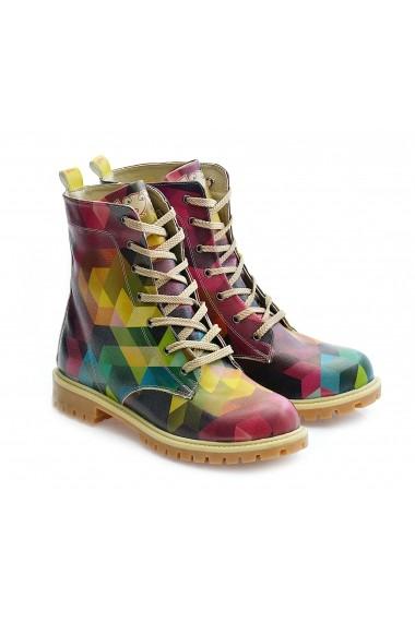Ghete GOBY FHP-TMB1025 Multicolor - els