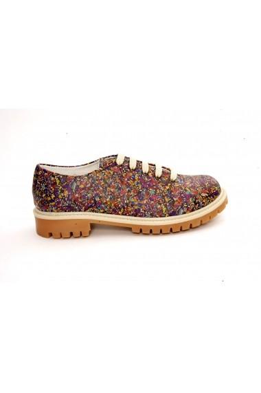 Pantofi GOBY FHP-TMK6511 Multicolor