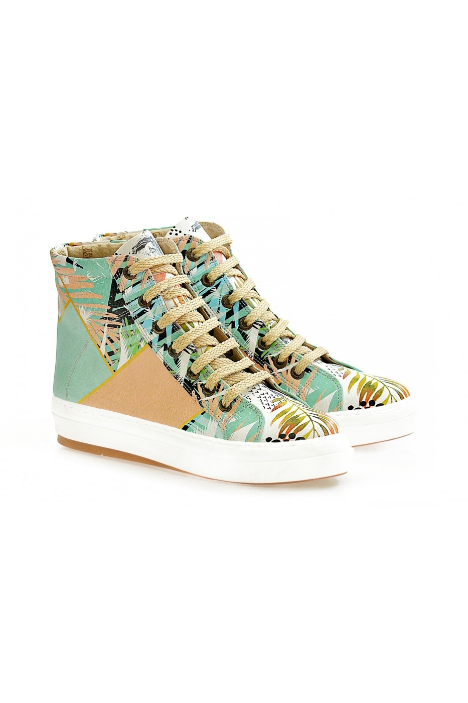 Goby Sneaker cipő FHP-WCV2029 els Színes - FashionUP! 7e2e4633e4