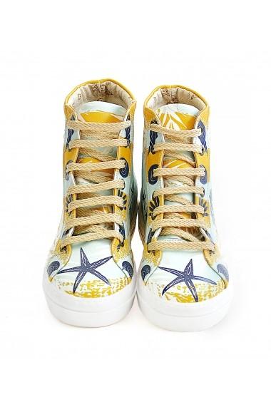 Pantofi sport GOBY FHP-WCV2030 Multicolor - els