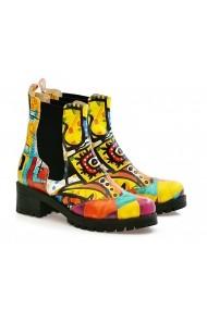 Ghete Goby WLAS114 Multicolor - els