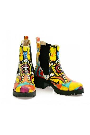 Ghete Goby WLAS114 Multicolor