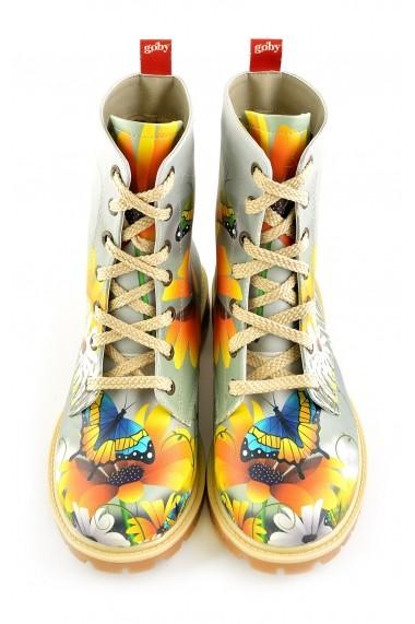 Ghete GOBY FHP-WTMB1039 Multicolor