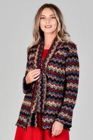 Jacheta din amestec lana Rosie