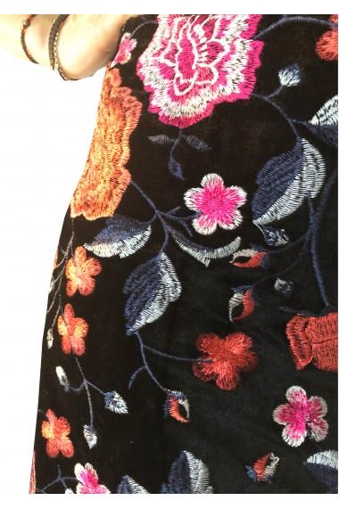 Fusta dreapta conica Crisstalus Floral
