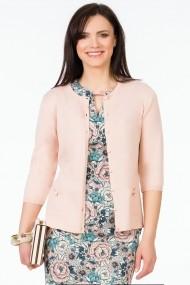 Jacheta Sense tricotata Terri roz