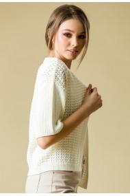 Jacheta Sense tricotata Wilma ecru