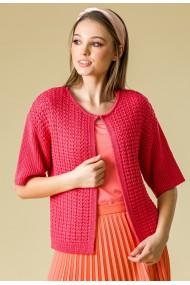 Jacheta Sense tricotata Wilma coral