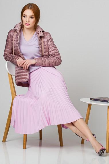 Bluza Sense tricotata Kamy lila