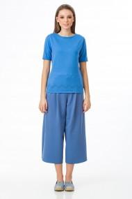 Bluza Sense tricotata Alice bleu