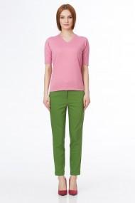 Bluza Sense tricotata Lorelai roz