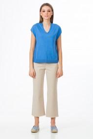 Bluza Sense tricotata Daisy bleu