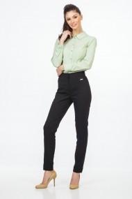 Pantaloni drepti Sense Bernadette negru