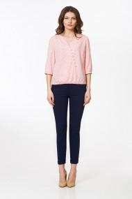 Bluza Sense vascoza Amelie roz
