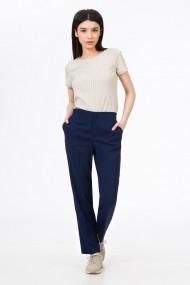 Pantaloni Sense vascoza Klara navy