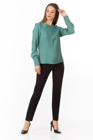Bluza Sense vascoza Octavia verde