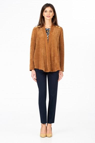 Cardigan Sense tricot Ethel maro